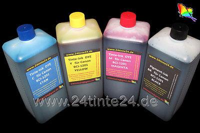 0,5 Bci-1201 Ink Tinte Für Canon Bij 1300 1350 2300 2350 N1000 N1100 N2000 N2100