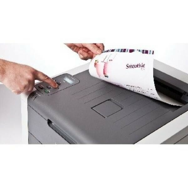 Anden printer, Brother, Wi-Fi LED Colour Printer Brother