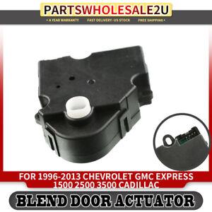 1996 gmc sierra 4x4 actuator
