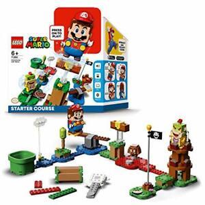 LEGO Super Mario Starter Pack Costruibile per il Percorso di base (e7P)