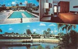 Port Charlotte Florida Motel Multiview Vintage Postcard K90245 Ebay