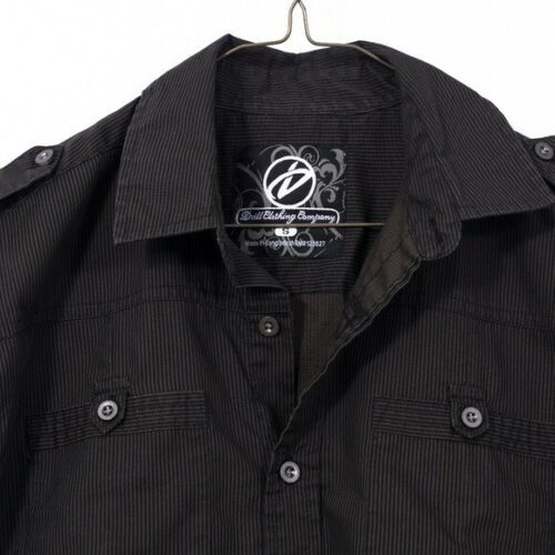 Drill Clothing Company Stiped Shirt Size S