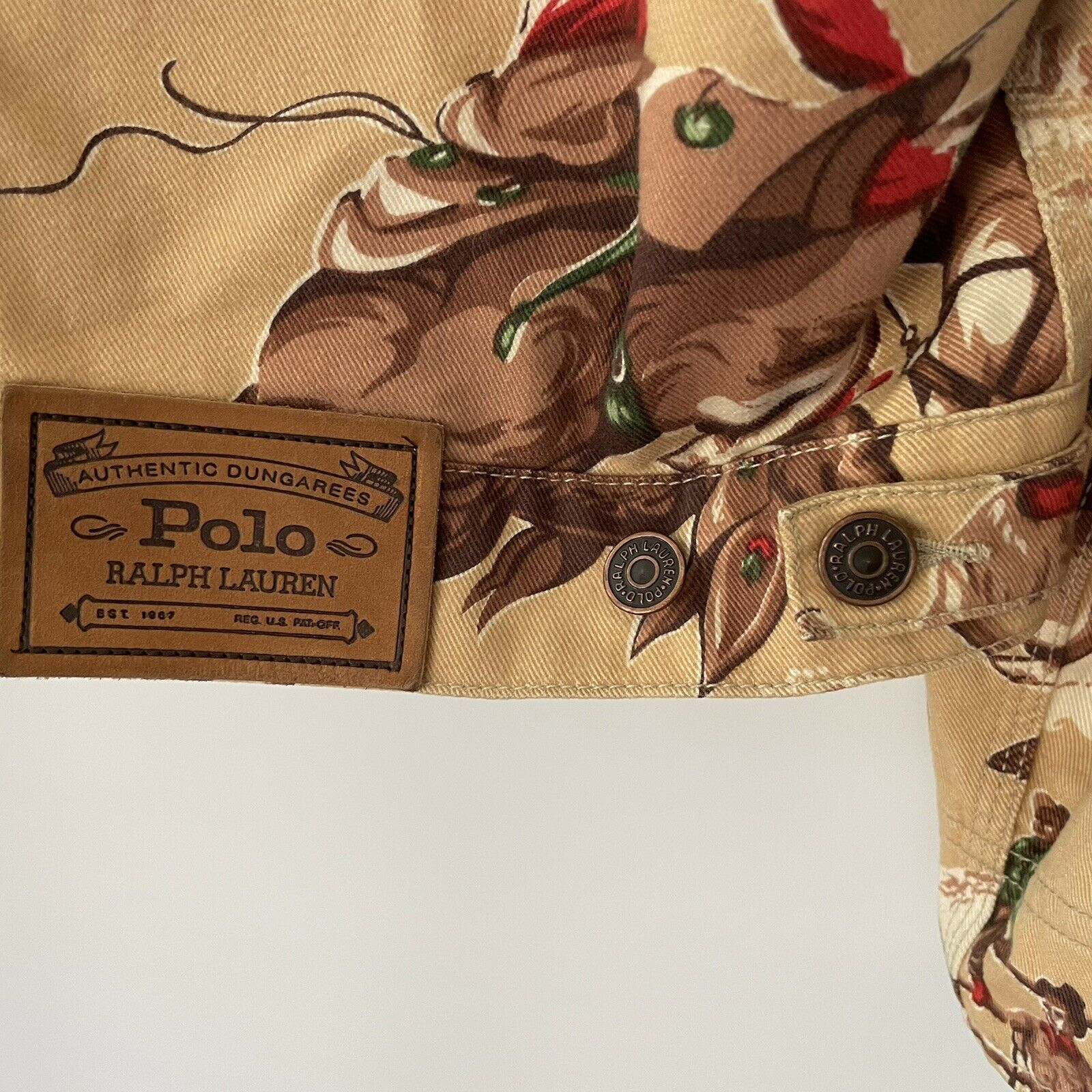 VTG Ralph Lauren Rodeo Country Western Cowboy Wom… - image 5