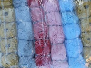 NEW-STOCK-NO-FANCY-4PLY-DK-CHUNKY-EG-KNITTING-CROCHET-WOOL-YARN-BALLS-500g-A