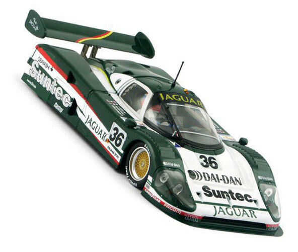 Slot  Jaguar XJR12 Le Mans 1991 Suntec Slot Car 1 32 Sica13D