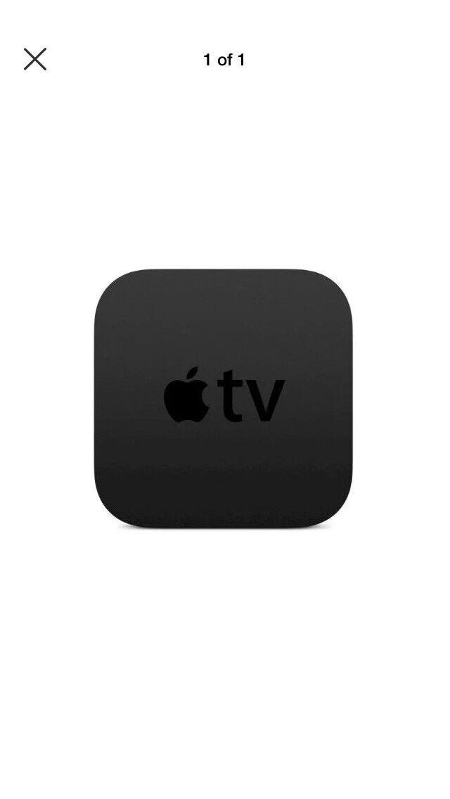 Apple TV 32GB Digital Media Streamer