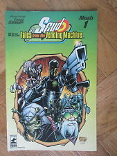 SCUD TALES FROM THE VENDING MACHINE #1 VERY FINE (W11)