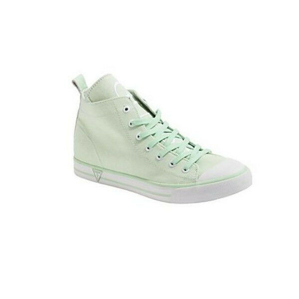 Guess Jacky femmes sneakers minty green NIB FREE SHIPPING