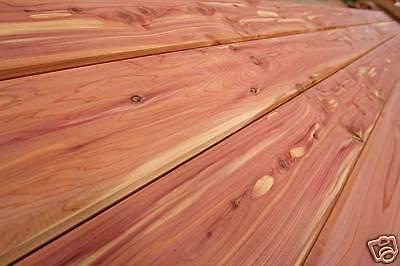 2x6 Native Red Cedar Loft Flooring