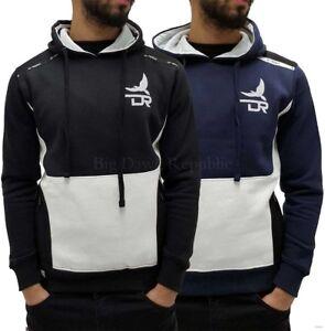 D-ROCK-Hommes-Garcons-Designer-par-la-tete-capuche-etoile-hip-hop-G-haut