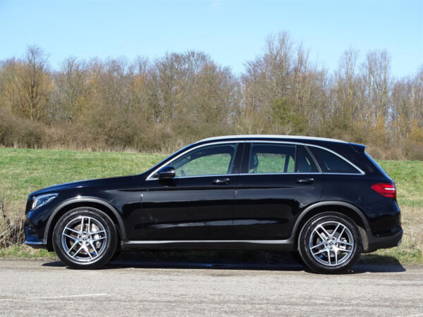 Mercedes GLC300 2,0 Coupé aut. 4Matic - billede 1