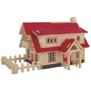 Kids-Brilliant-Toys-3D-Wooden-Puzzles-DIY-Assembled-Western-Style-House