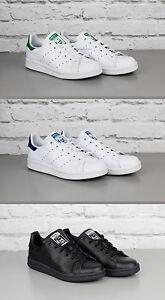 Originals Da Skater Super Scarpe Ginnastica Nuovo Bianco Adidas Nero Stan Smith UdUfz0