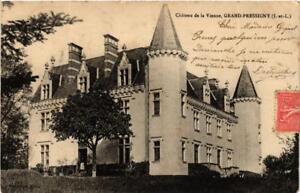 CPA AK Le Grand PRESSIGNY Chateau de la VIENNE (611612)