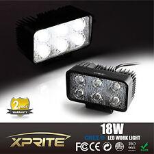 Xprite18W 5-inch Waterproof LED Off-Road Spot Work Light DC 9-32V 6000K 1440lm
