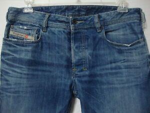 cf20957a DIESEL Zathan Regular Boot Cut Men's Jeans 32 x 30 Button Fly ...