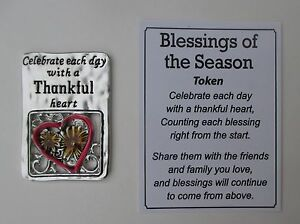 Z Celebrate Each Day W Thankful Heart Blessings Of The Season