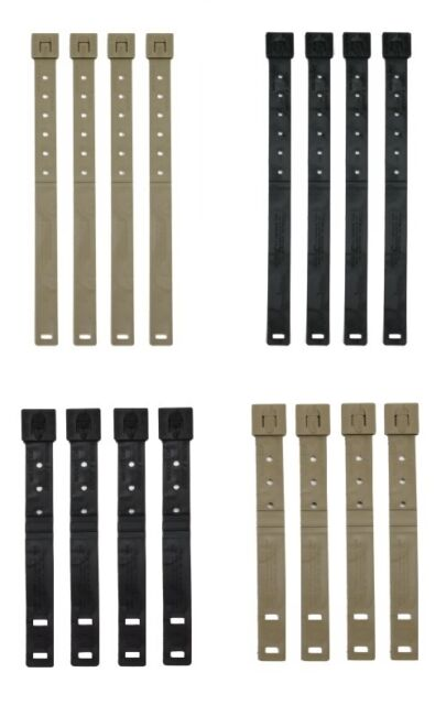 Tactical Tailor MALICE Clips 4 Pack Choose Long Or Short and Black Or Coyote