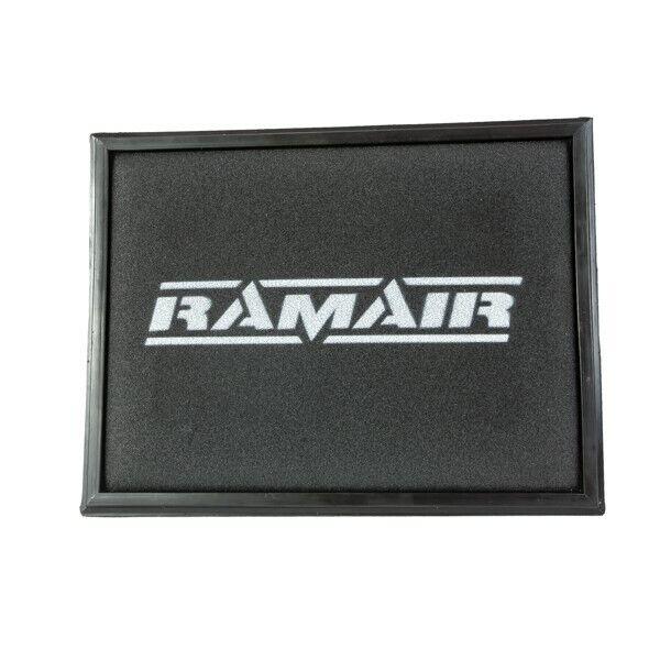 RAMAIR PERFORMANCE Mousse Panneau Filtre à air pour Vauxhall Astra 1.9 CDTi 150BHP MK5