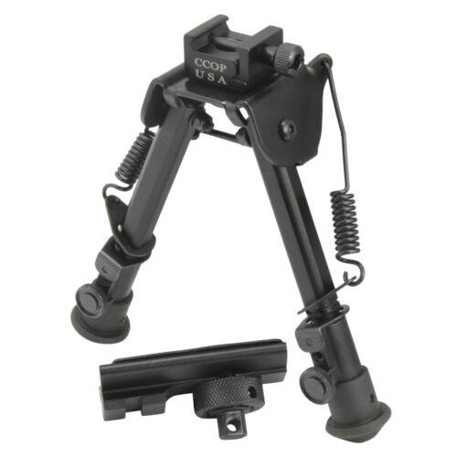 Ccop USA 7.7 Tactical Rifle bipode Réglable Printemps Retour avec adaptateur BP-79S