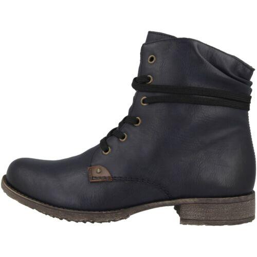 Rieker Eagle-Ambor Chaussures Anti-stress Bottines en Bottes 70829
