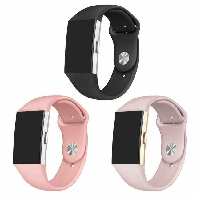 Fitbit Charge 2 Replacement Bands Silicone Strap Fitness by GHIJKL Top  Quality