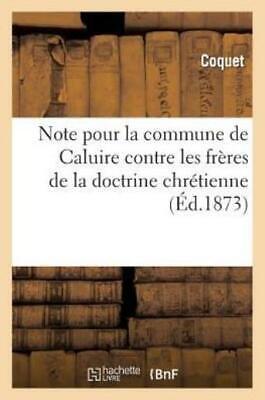 Note Pour La Commune De Caluire Contre Les Fr?Res De La ...