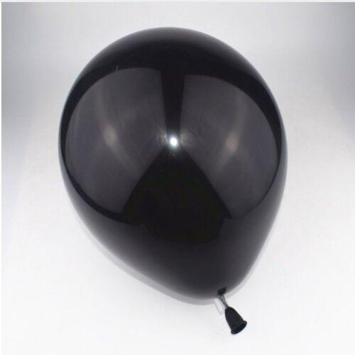 100 LARGE PLAIN BALLOONS BALLONS HELIUM BALLOONS QUALITY BIRTHDAY PARTY BALLOON