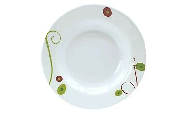 9 Melamine Kitchen Plates Set Of 6 Pieces Made In China Ebay
