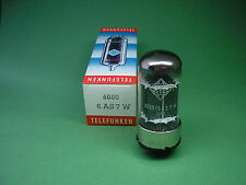6080 / 6AS7W Telefunken Röhre ( 6AS7 ECC230 ) Valve NOS -> Tube amp