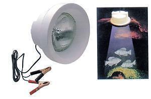 LAMPADA GALLEGGIANTE A TENUTA STAGNA 50 W 12 V  ACCESSORI NAUTICA