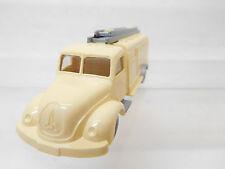 eso-4807IMU Replika 1:87 Magirus Spritzenwagen beige/silber sehr guter Zustand