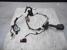 OEM 03-07 Cadillac CTS Front Driver's Wiring Harness for Power Door, 8 Plug