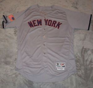 separation shoes 16f26 a2b6b Details about Luis Severino Game Used Jersey - Stars and Stripes 7/2/2017 -  Steiner & MLB COA
