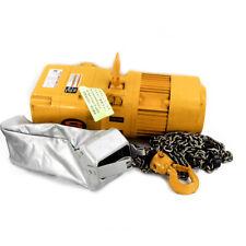 Harrington Ner005s 20 1000 Lb Capacity H4 Electric Chain Hoist 29 Fpm