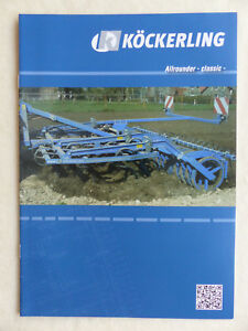 Bon CœUr 0859) Köckerling Polyvalent Abordable Classic Universalegge-prospectus Brochure 05.2012-afficher Le Titre D'origine MatéRiau SéLectionné