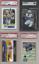 Giants-Lot-4-PSA-SGC-Daniel-Jones-Saquon-Barkley-Michael-Strahan-Mike-Jennings thumbnail 1