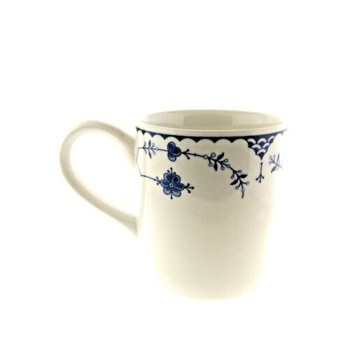 Johnson Bros England 1883 Blue Floral Mug
