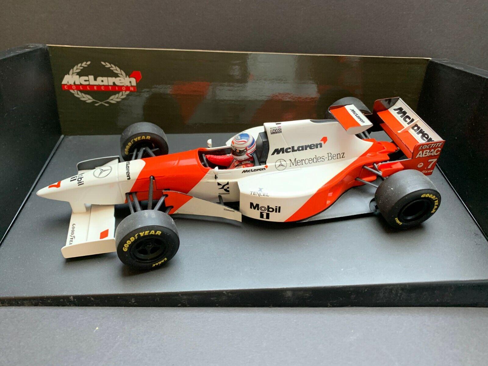 Minichamps - Nigel Mansell - McLaren - MP4 10- TeamAusgabe - 1 18 - 1995 - Rare