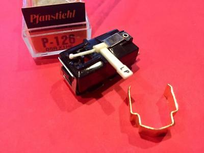 Consumer Electronics Glorious Pfanstiehl P-126 Turntable Cartridge Needle Stylus Bsr X5m X1he X3h X4h X5h