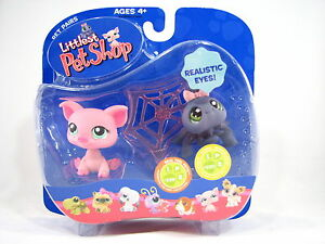 BNIB-LITTLEST-PET-SHOP-PIG-AND-SPIDER-WITH-WEB-329-amp-330
