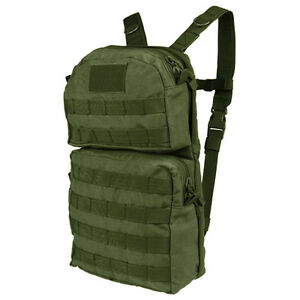 Condor-HCB2-OD-Green-MOLLE-PALS-H2O-Hydration-Carrier-Backpack-w-2-5L-Bladder