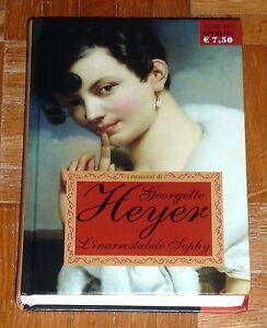 Georgette-Heyer-034-L-039-INARRESTABILE-SOPHY-034-Sperling-Serie-Oro-1-Ed-cop-rigida