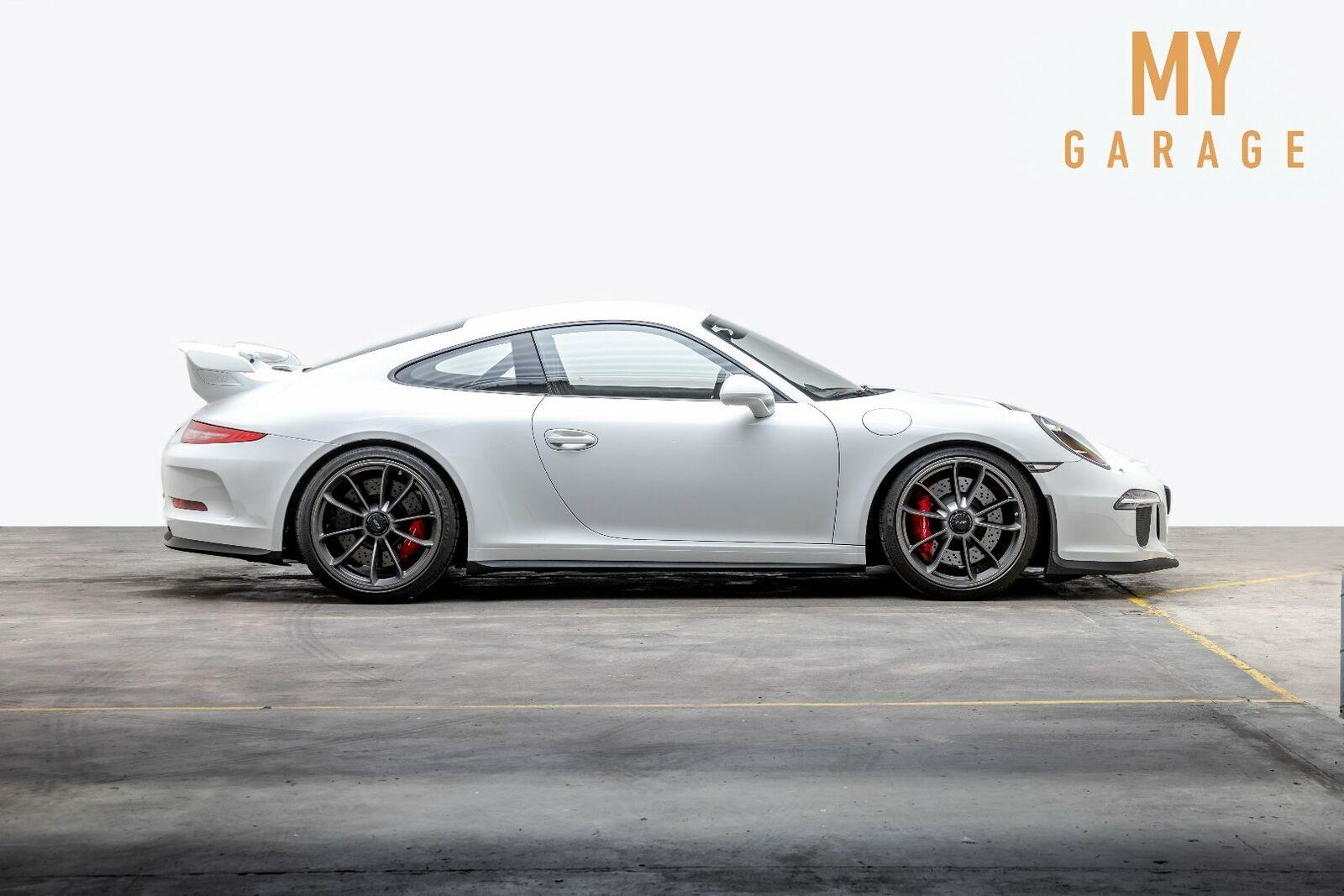 Porsche 911 GT3 3,8 Coupé PDK 2d