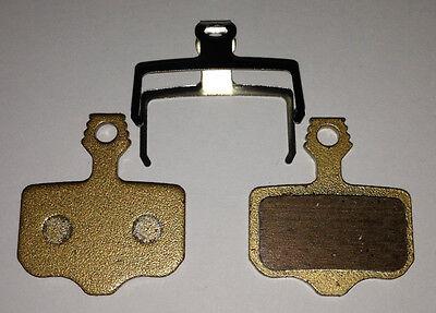 Sintered Disc Brake Pads for Avid Elixir 1-3-5-7-R-CR X9-X0-XX 2pairs