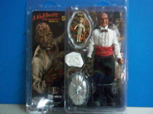 "NECA chef Freddy A Nightmare on Elm Street 5 Habillé 8/"" Action Figure en stock!"