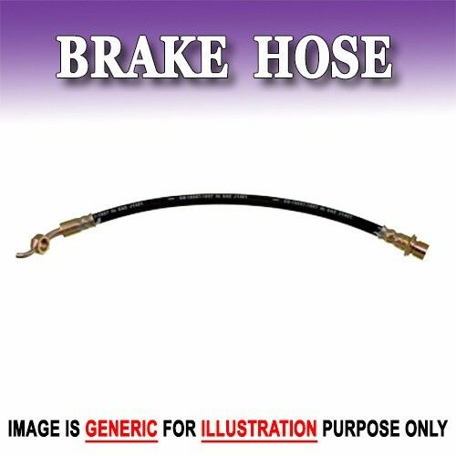 BH Fit Brake Hose Rear Left//Right BH620239 H620239 2001-2005 Lexus IS300