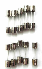 FUSE 6.3A 20mm  Antisurge Time Delay  T6.3a L 250v  Glass x10 pieces