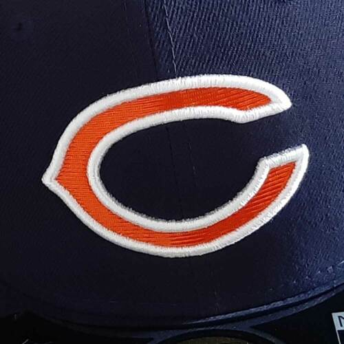 Chicago Bears NFL 59FIFTY OnField Fitted Baseball Cap