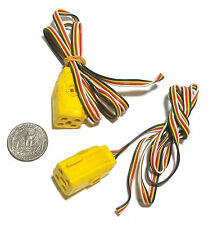 2pc Aurora Turn-Ons Cats Eyes Blazin' Brakes Stop Police! 4-WIRE CONTROLLER PLUG